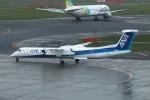 KAMIYA JASDFさんが、新千歳空港で撮影したANAウイングス DHC-8-402Q Dash 8の航空フォト(写真)