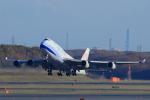 中村 昌寛さんが、新千歳空港で撮影したチャイナエアライン 747-409の航空フォト(写真)