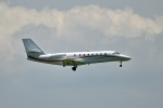 sonnyさんが、羽田空港で撮影した朝日航洋 680 Citation Sovereignの航空フォト(写真)