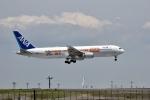 sonnyさんが、成田国際空港で撮影した全日空 767-381/ERの航空フォト(写真)