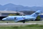 takamaruさんが、浜松基地で撮影した航空自衛隊 U-125A(Hawker 800)の航空フォト(写真)