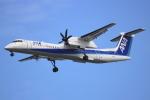 Koba UNITED®さんが、伊丹空港で撮影したANAウイングス DHC-8-402Q Dash 8の航空フォト(写真)