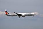 sonnyさんが、羽田空港で撮影したフィリピン航空 777-36N/ERの航空フォト(写真)