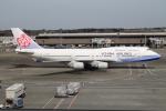 JA19OHさんが、成田国際空港で撮影したチャイナエアライン 747-409の航空フォト(写真)