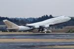 JA19OHさんが、成田国際空港で撮影したアトラス航空 747-481の航空フォト(写真)