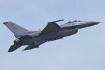 おぺちゃんさんが、防府北基地で撮影したアメリカ空軍 F-16CM-50-CF Fighting Falconの航空フォト(写真)