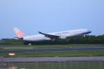 気分屋さんが、成田国際空港で撮影したチャイナエアライン A330-302の航空フォト(写真)
