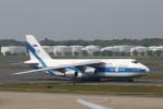 prado120さんが、成田国際空港で撮影したヴォルガ・ドニエプル航空 An-124-100 Ruslanの航空フォト(写真)