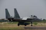 クリューさんが、新田原基地で撮影した航空自衛隊 F-15DJ Eagleの航空フォト(写真)