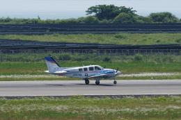 pringlesさんが、長崎空港で撮影した崇城大学 G58 Baronの航空フォト(写真)
