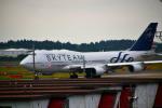 Tommy Kooさんが、成田国際空港で撮影したチャイナエアライン 747-409の航空フォト(写真)