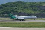 pringlesさんが、長崎空港で撮影したアジア・パシフィック・エアラインズ 727-223(F)の航空フォト(写真)