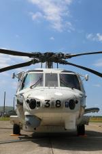 Wasawasa-isaoさんが、宇都宮飛行場で撮影した海上自衛隊 SH-60Kの航空フォト(写真)