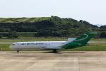 JA711Aさんが、長崎空港で撮影したアジア・パシフィック・エアラインズ 727-223(F)の航空フォト(写真)