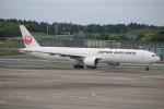 キイロイトリ1005fさんが、成田国際空港で撮影した日本航空 777-346/ERの航空フォト(写真)