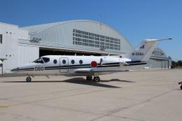 ぽんさんが、米子空港で撮影した航空自衛隊 T-400の航空フォト(写真)