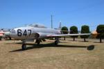 ぽんさんが、米子空港で撮影した航空自衛隊 T-33Aの航空フォト(写真)
