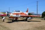 ぽんさんが、米子空港で撮影した航空自衛隊 T-1Bの航空フォト(写真)
