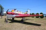 ぽんさんが、米子空港で撮影した航空自衛隊 T-3の航空フォト(写真)