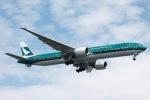 だいすけさんが、羽田空港で撮影したキャセイパシフィック航空 777-367/ERの航空フォト(写真)