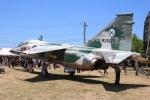 ぽんさんが、米子空港で撮影した航空自衛隊 F-1の航空フォト(写真)