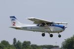 ゴンタさんが、ホンダエアポートで撮影した本田航空 172S Skyhawk SPの航空フォト(写真)