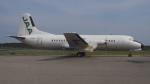 ゴンタさんが、能登空港で撮影した日本航空学園 YS-11A-500の航空フォト(写真)