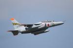 ゴンタさんが、入間飛行場で撮影した航空自衛隊 T-4の航空フォト(写真)