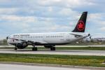 KAZ_YYZさんが、トロント・ピアソン国際空港で撮影したエア・カナダ A321-211の航空フォト(写真)