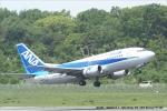 tabi0329さんが、熊本空港で撮影したANAウイングス 737-54Kの航空フォト(写真)