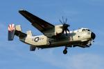 YAMMARさんが、厚木飛行場で撮影したアメリカ海軍 C-2A Greyhoundの航空フォト(写真)