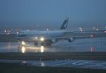 Koenig117さんが、関西国際空港で撮影したキャセイパシフィック航空 747-412(BCF)の航空フォト(写真)