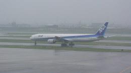 うすさんが、伊丹空港で撮影した全日空 777-381の航空フォト(写真)