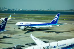 ken_kenさんが、羽田空港で撮影した全日空 777-281の航空フォト(写真)