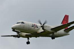 HS888さんが、鹿児島空港で撮影した日本エアコミューター 340Bの航空フォト(写真)