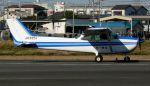 航空見聞録さんが、八尾空港で撮影した第一航空 172Pの航空フォト(写真)