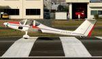 航空見聞録さんが、八尾空港で撮影した日本法人所有 G109Bの航空フォト(写真)