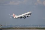 hnd_okaさんが、羽田空港で撮影した中国国際航空 A330-343Xの航空フォト(写真)