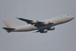 デルタおA330さんが、横田基地で撮影したアトラス航空 747-45E(BDSF)の航空フォト(写真)