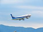 今ちゃんさんが、福岡空港で撮影した全日空 777-281/ERの航空フォト(写真)