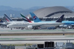 JA1118Dさんが、ロサンゼルス国際空港で撮影したサウディア 777-3FG/ERの航空フォト(写真)