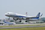 たっしーさんが、熊本空港で撮影した全日空 A321-211の航空フォト(写真)