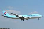 ja007gさんが、成田国際空港で撮影した大韓航空 747-8B5F/SCDの航空フォト(写真)