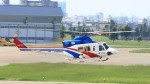 hidetsuguさんが、札幌飛行場で撮影した国土交通省 北海道開発局 412EPの航空フォト(写真)