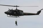 7915さんが、防府北基地で撮影した陸上自衛隊 UH-1Jの航空フォト(写真)