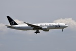 sonnyさんが、羽田空港で撮影した全日空 777-281の航空フォト(写真)