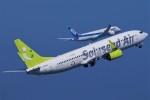 Spot KEIHINさんが、羽田空港で撮影したソラシド エア 737-86Nの航空フォト(写真)