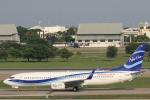 安芸あすかさんが、ドンムアン空港で撮影したニューゲン・エアウェイズ 737-89Pの航空フォト(写真)