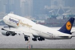 ドラパチさんが、羽田空港で撮影したルフトハンザドイツ航空 747-830の航空フォト(写真)