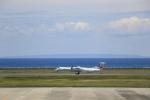N-OITAさんが、奄美空港で撮影した日本エアコミューター DHC-8-402Q Dash 8の航空フォト(写真)
